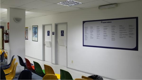 En la sede central de Colonia del Sacramento se renueva la funcionalidad de los servicios