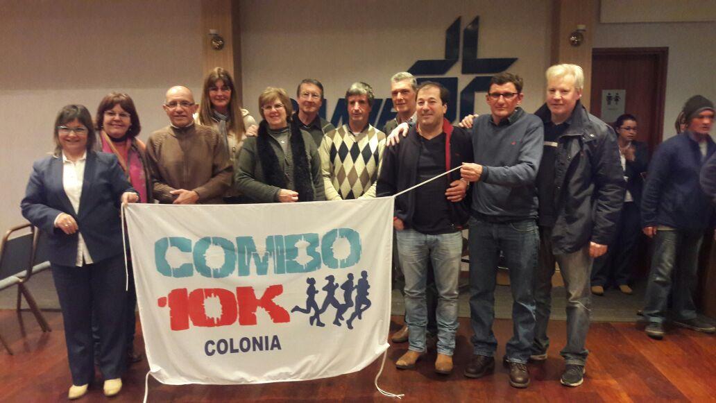 El sábado 30 de julio se inicia en Rosario la octava edición de la Combo 10K
