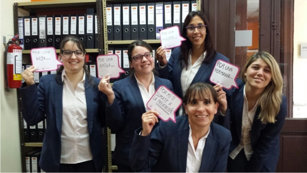 CAMEC se suma a la campaña por el Día de prevención de cancer de mama