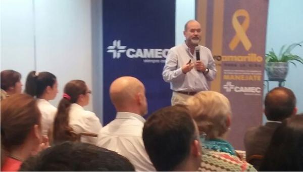 CAMEC presentó las acciones 2017 del movimiento Mayo Amarillo