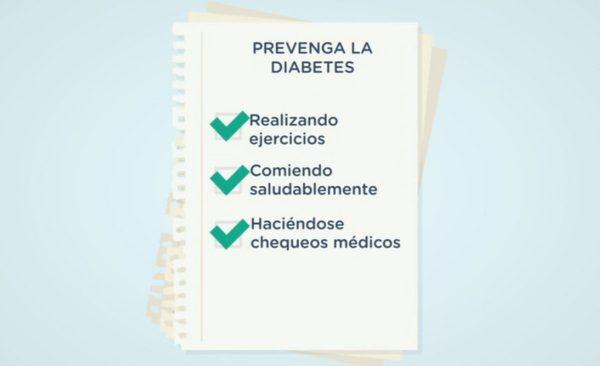 Una de cada dos personas con diabetes no está diagnosticada