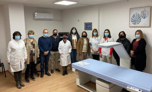 En Colonia del Sacramento inauguramos el Centro de Estudios de Enfermedades Desmineralizantes
